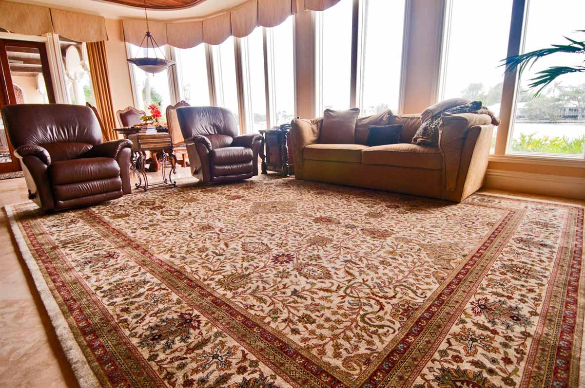 Karastan Oriental rug made in Iran