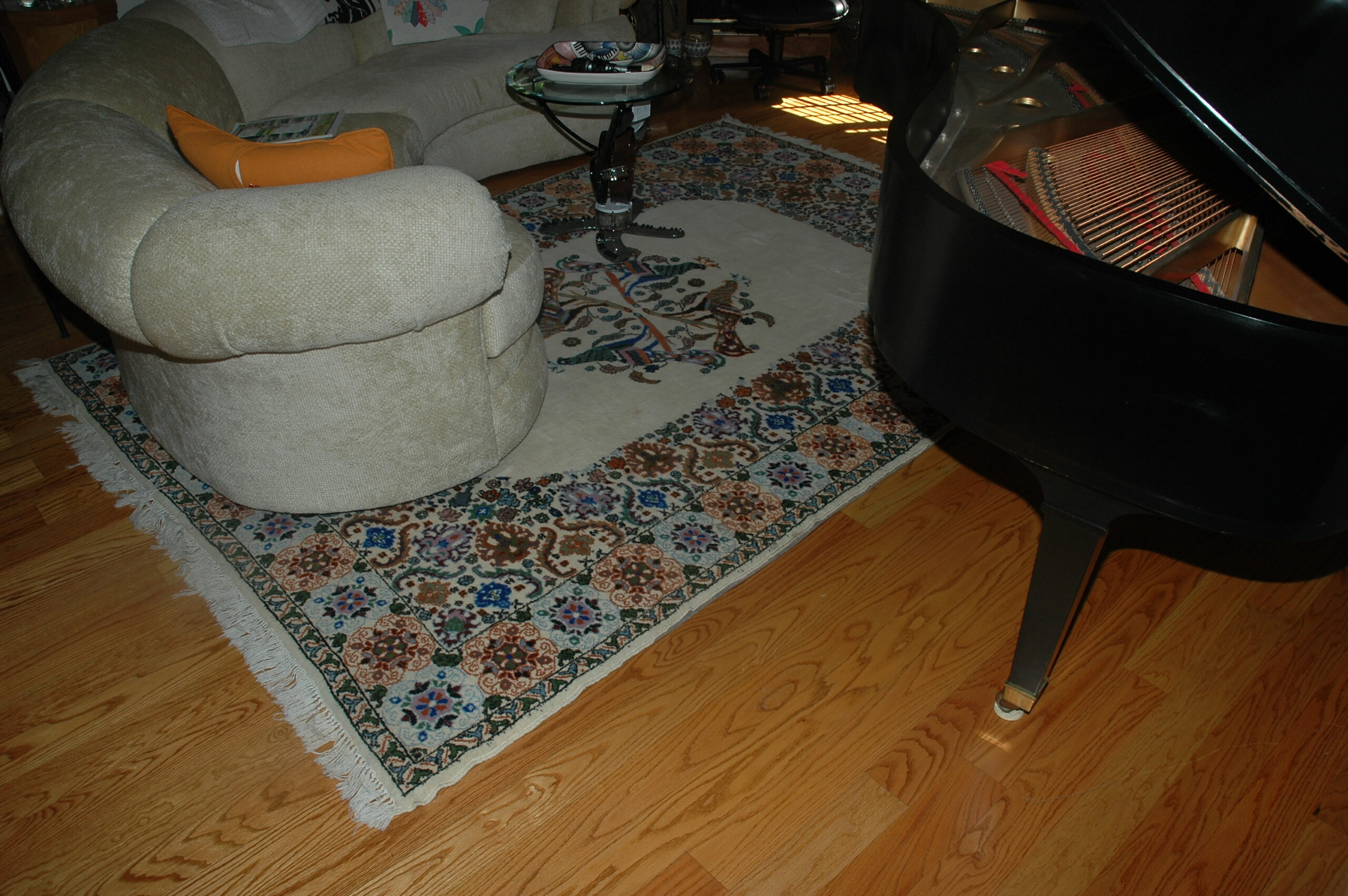 Moroccan rug clean